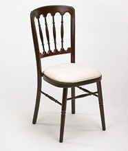 Fruitwood Versailles Chair