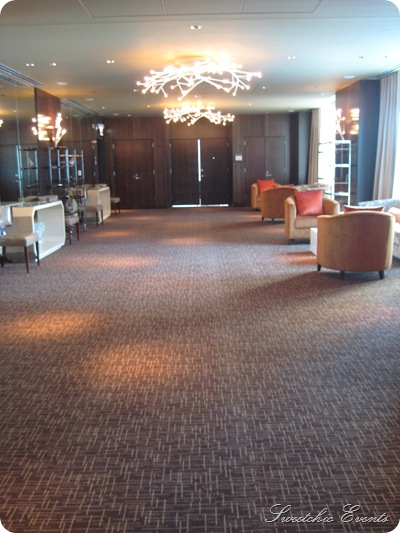 Hotel Palomar Chicago prefunction space