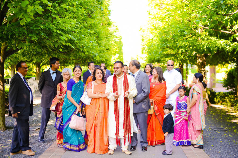 Indian Wedding. Botanic Gardens Wedding. Fragola Productions. Sweetchic Events. Barat Entrance