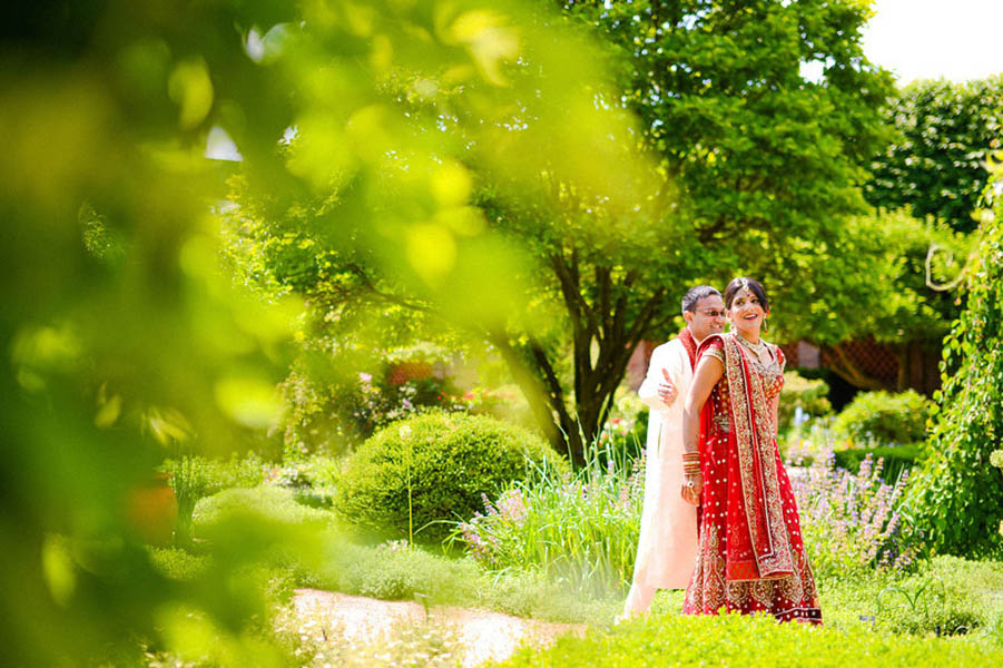 Indian Wedding. Botanic Gardens Wedding. Fragola Productions. Sweetchic Events.