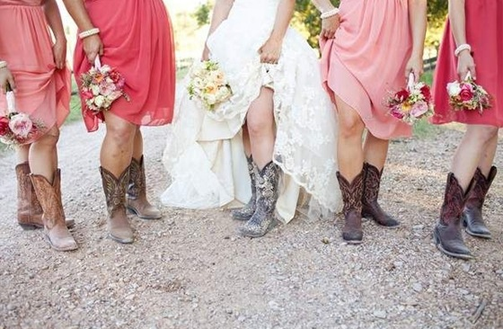 Jenna Cole Style Me Pretty Texas rustic wedding