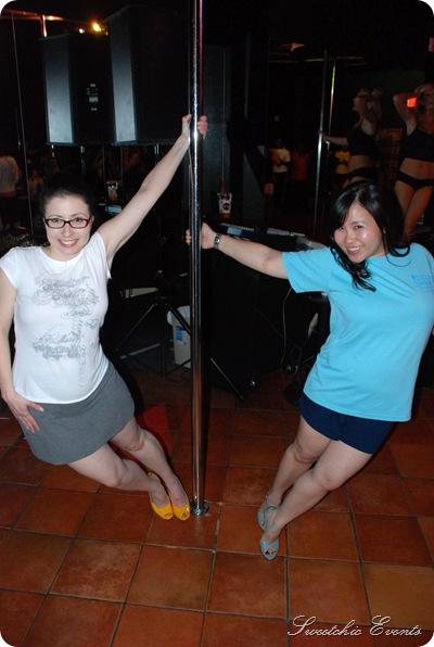 Pole dance class 2