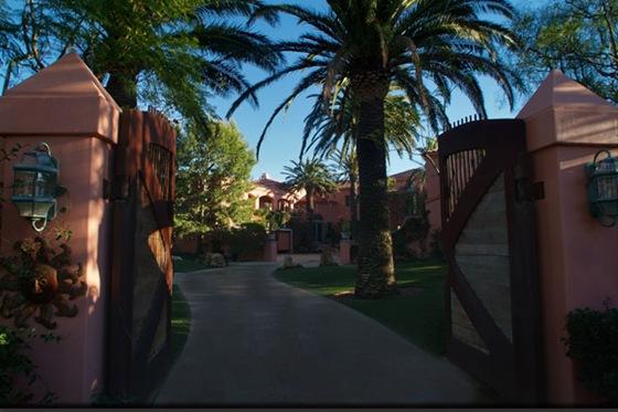 Rancho Sol del Pacifico exterior