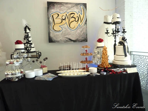 Room 1520 Event Bon Bon Bakery