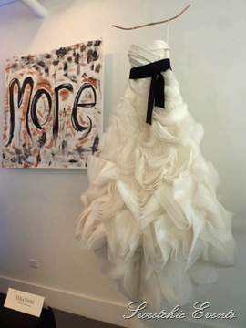 Room 1520 Event Vera Wang Dress