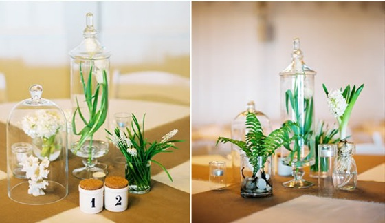 Jonathan Canlas Photography  via  Snippet & Ink ; Florals by  Amagansett Flowers by Beth
