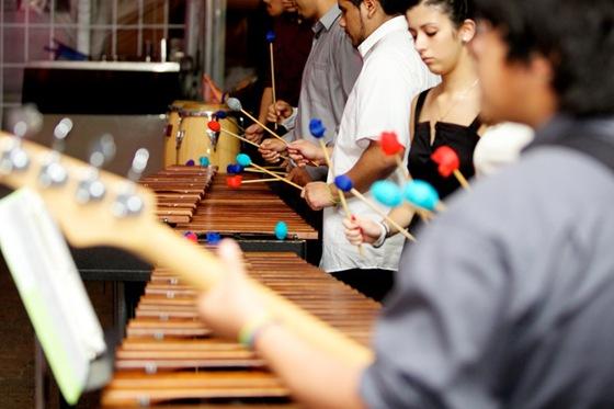 marimba band galleria marchetti