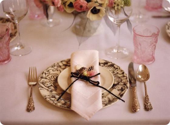 pink white centerpiece peonies ranunculous anemonies 2