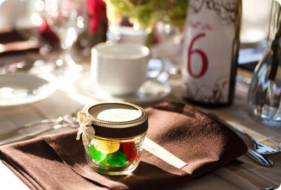 simple jar favors