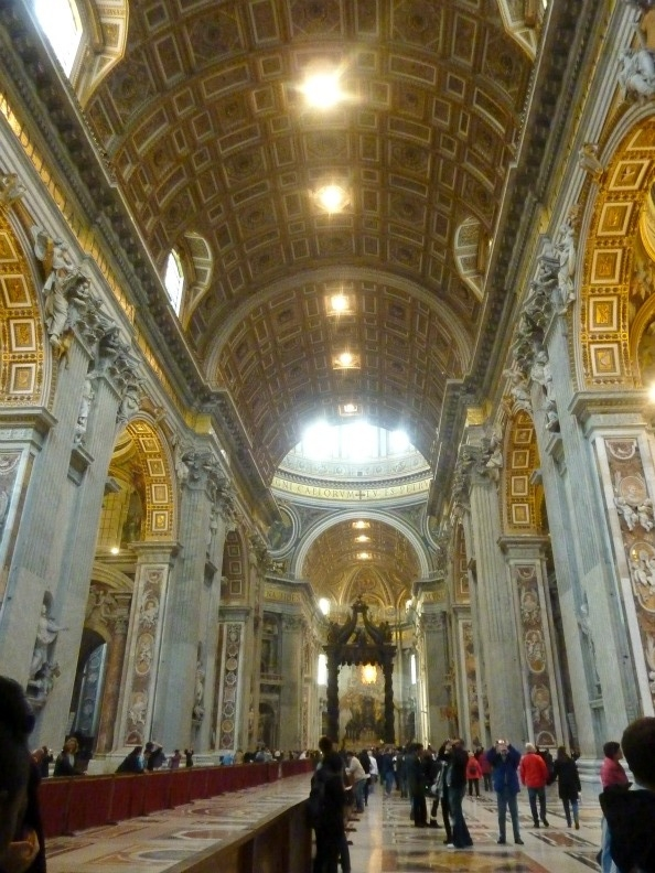 14 St. Peters Basilica