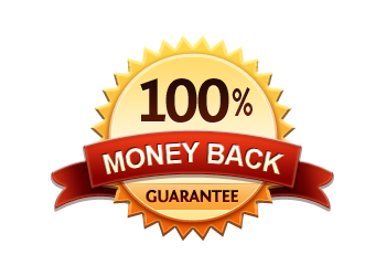 IF FOR ANY REASON YOU ARE UNSATISFIED WITH YOUR COURSE, WE OFFER A 100% MONEY BACK GUARANTEE