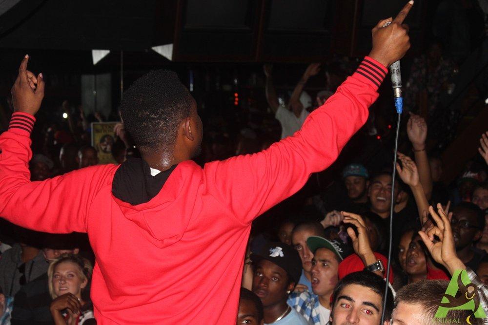 KENDRICK LAMAR 2011 | Columbus, OH VIEW GALLERY →