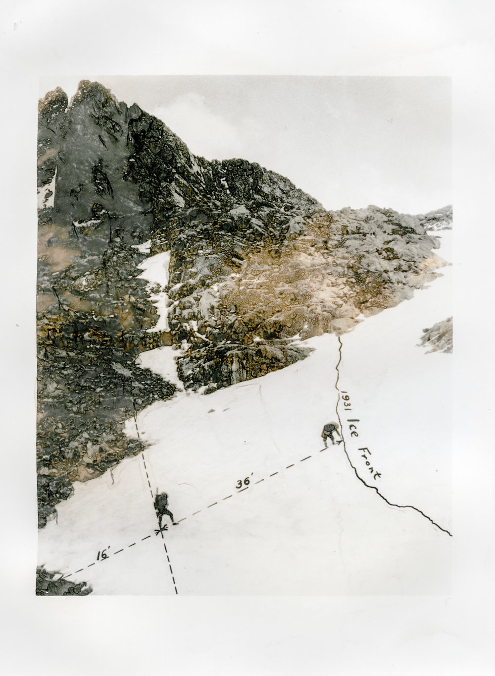 Mount Maclure 1932