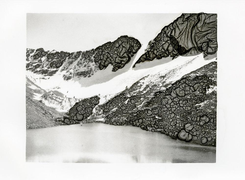 Dana Glacier 1932
