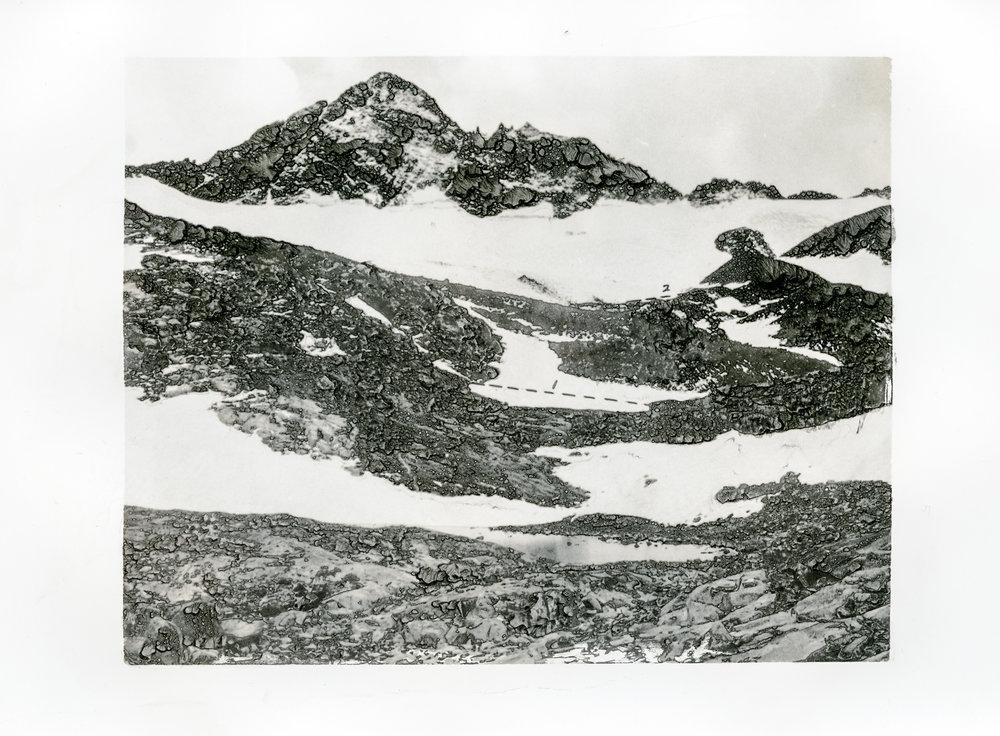 Maclure Glacier