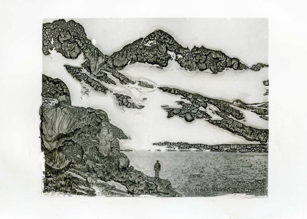 Maclure Lake/Glacier 1941