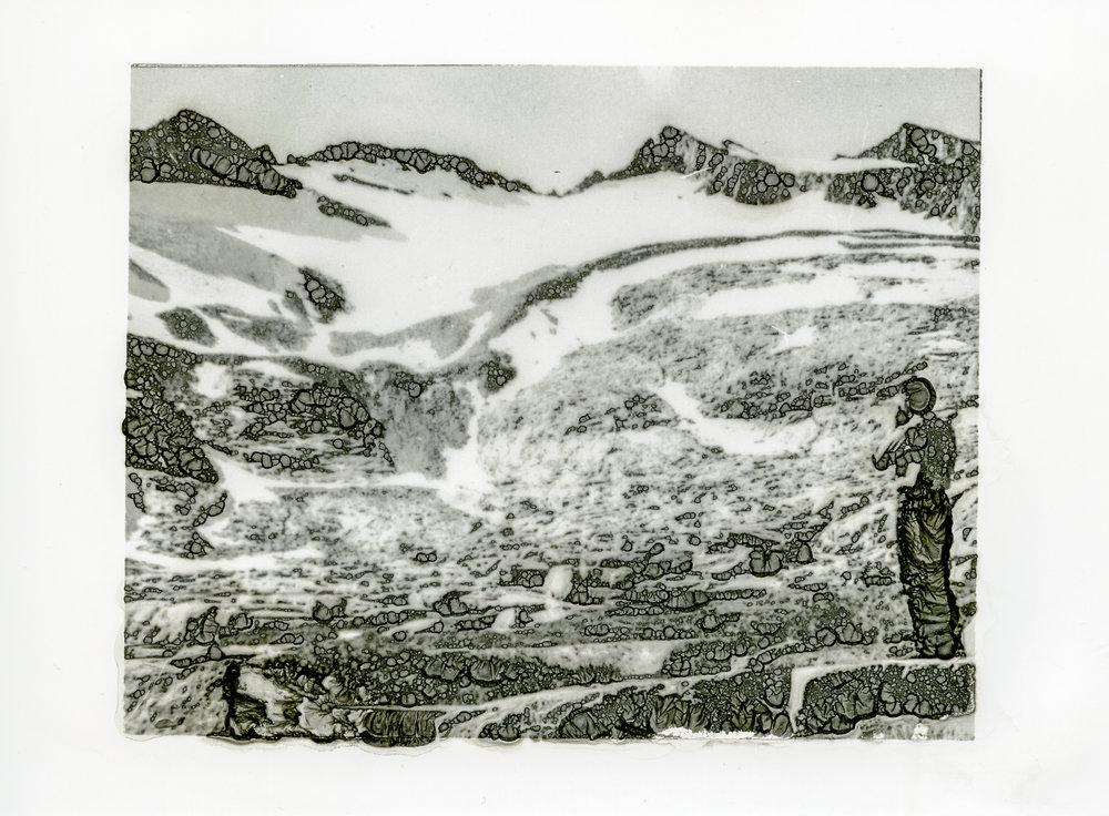 Lyell Glacier 1941