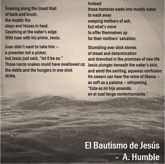 The Baptism of Jesus: Matthew 3:13-17