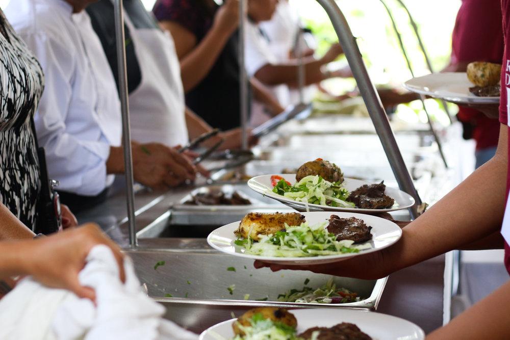 Banquetes -