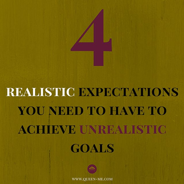 👉🏾 Sometimes we make realistic goals unrealistic with unrealistic expectations. (Like how I'm expecting to still lose weight during this holiday season eating my jerk turkey, homemade key lime cake, and ALL the sides). . It's not the goal that's too big, your thinking is too narrow. Find out more strategies on how to make your goals achievable with strategic planning and realistic expectations. Link in bio.