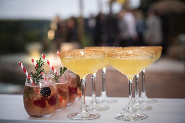 We know it's only Monday but how good do these cocktails look? 👀 #feastevents