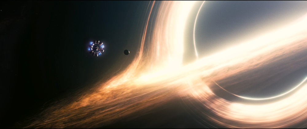 (Scene in Film Interstellar)