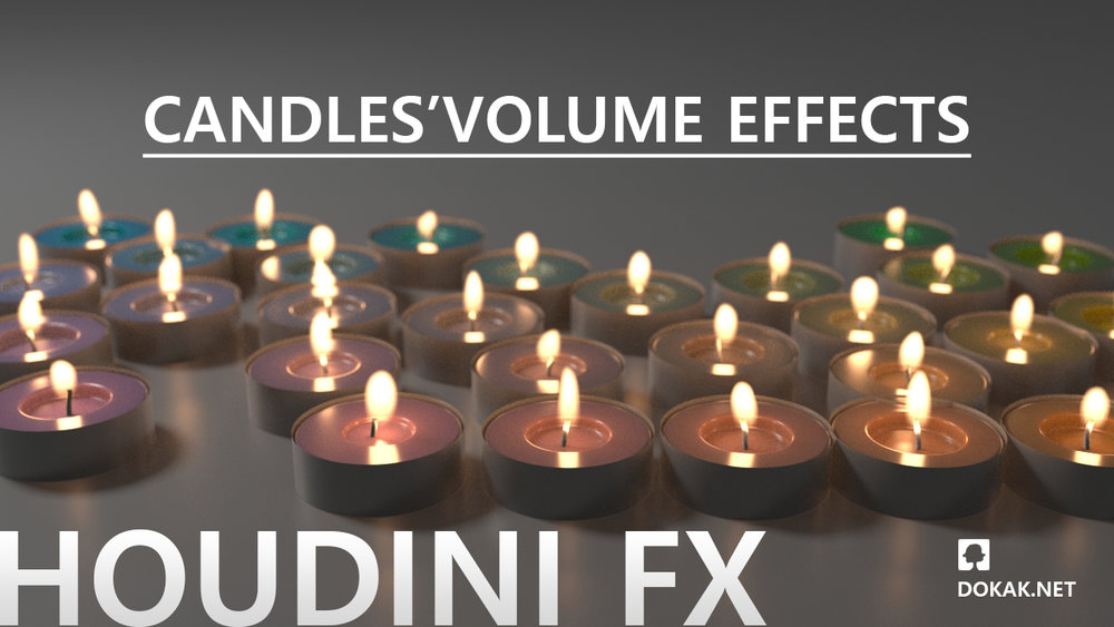 Candles' Flame Effects