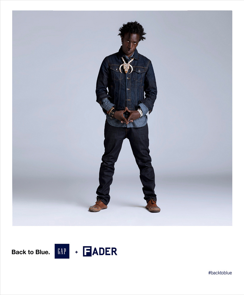 Saul Williams for The Gap