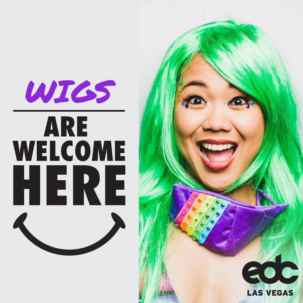 "Portraits for ""All are Welcome Here"" campaign for Electric Daisy Carnival"
