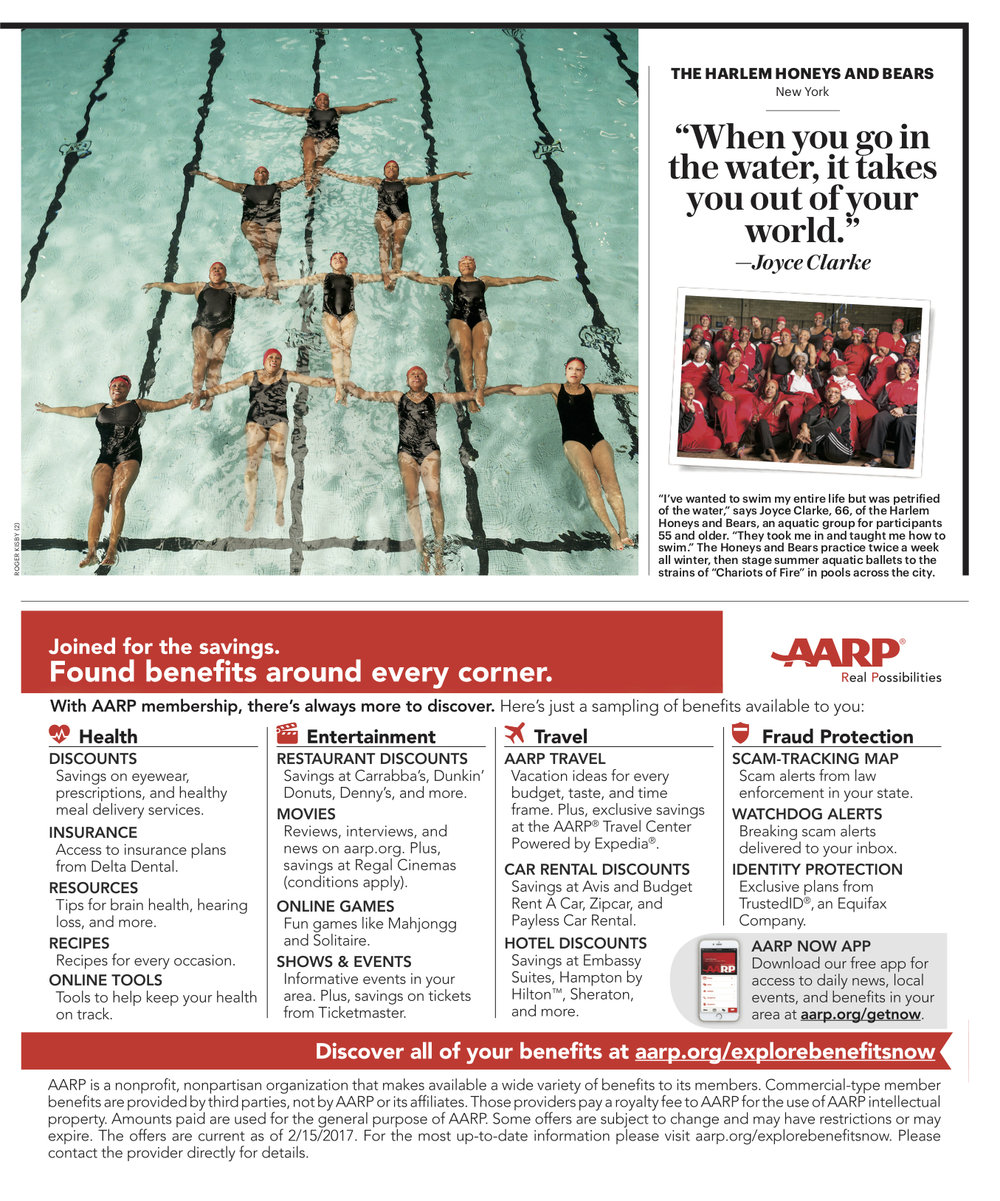 Senior organizations across US for AARP