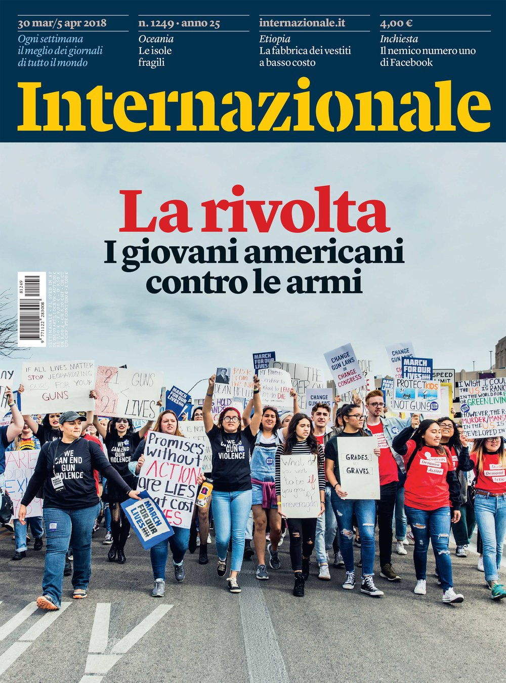 March for Our Lives - Internazionale