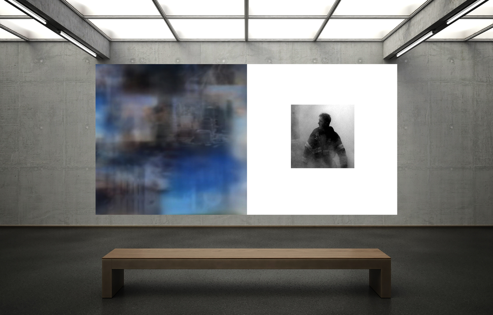 Skies Epitomized,  Computer Generated Images  Commissioned by:  Microsoft, 9evenings2, and 4Culture  Materials:  machine learning algorithm by   Nebojsa Jojic  , plexiglass boxes, giclée prints, algorithmically programable lighting systems  Dimensions:  from 30 x 45 x 0.5 to 50 x 75 x 5 in