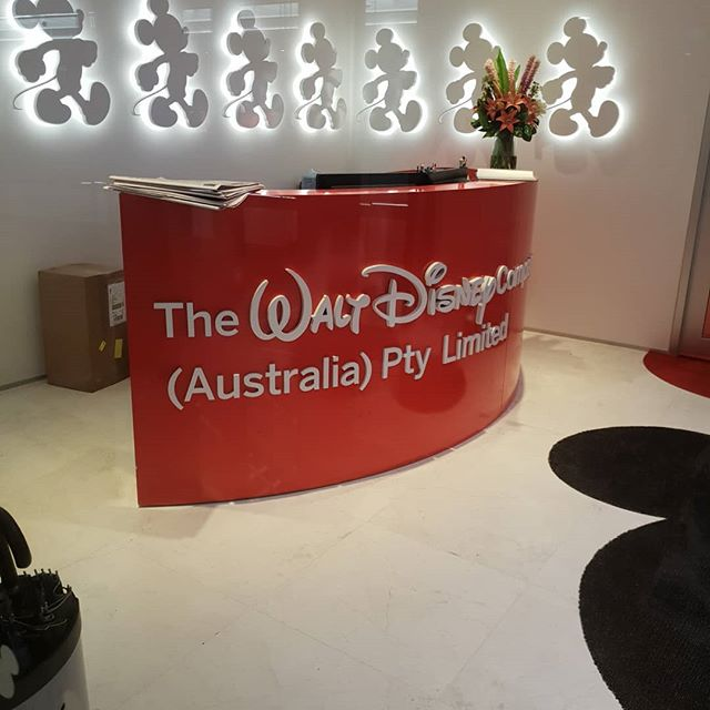 Officially a new cast member for The Walt Disney Company Australia. Feels amazing to have worked this hard my entire career to now work as a Senior Member of staff with an incredibly powerful and respected global company . . . . . . . . . . . . #newcareerpath  #tvdirector  #tvproducer  #disney
