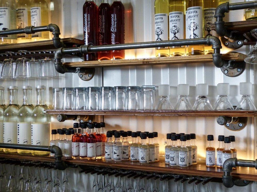 Old Ballard Distilling