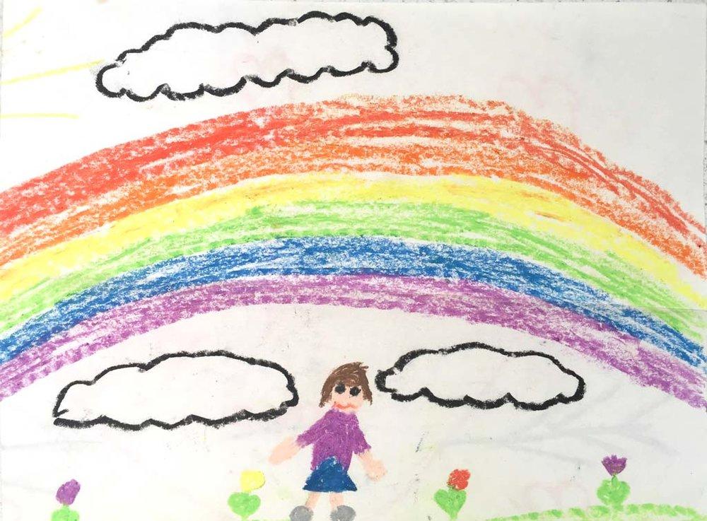 Rainbows in my future