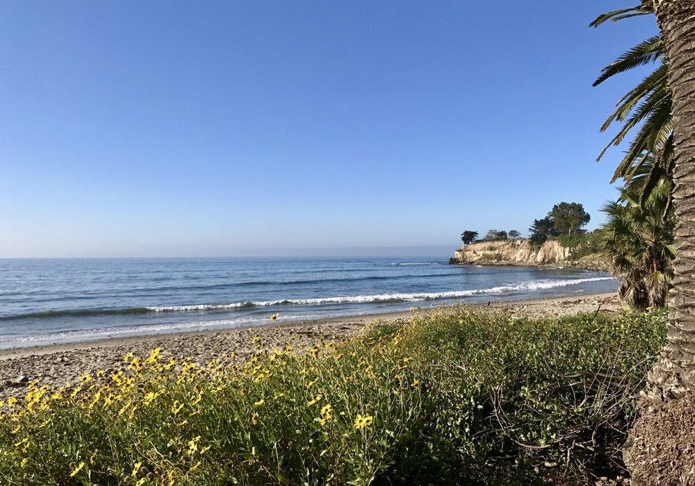 Shoreline Park in Santa Barbara