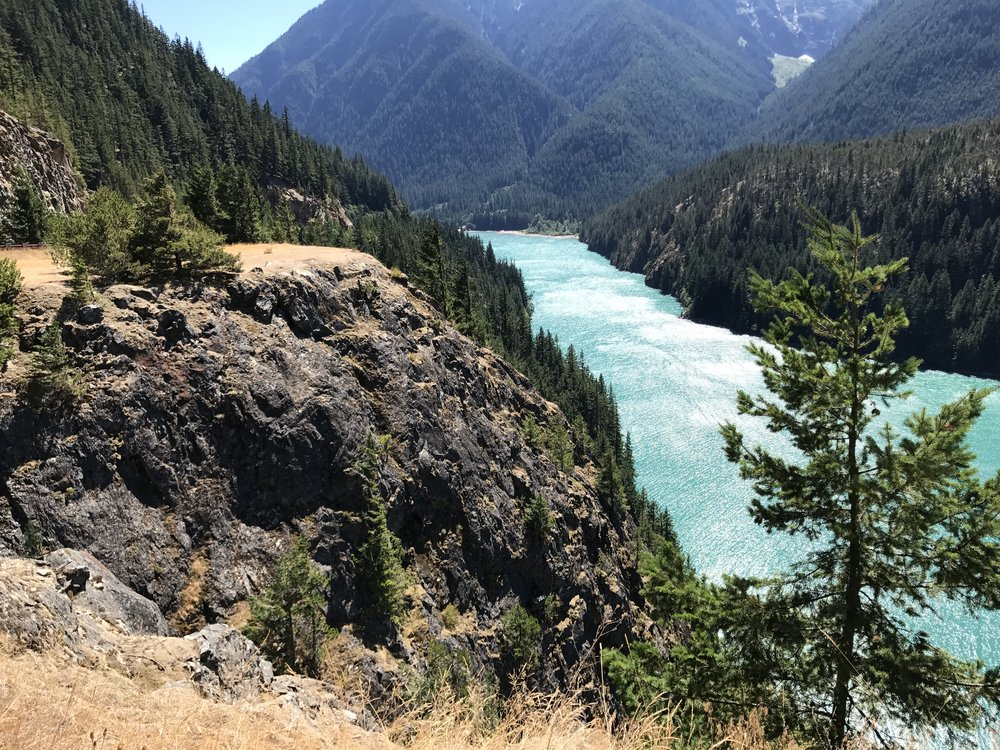 Skagit River (I think)