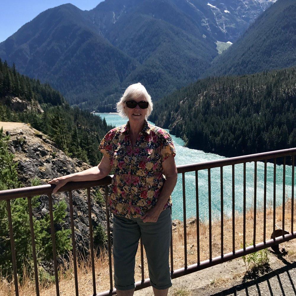 At Ross Lake
