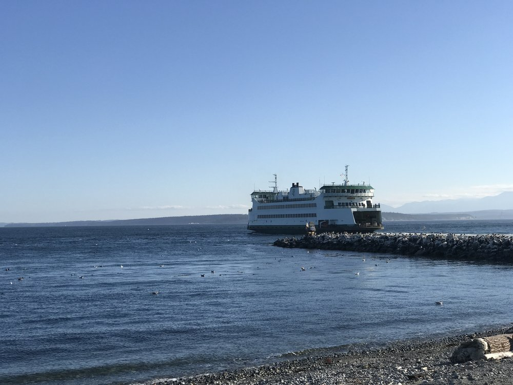 Coupeville/Port Townsend ferry
