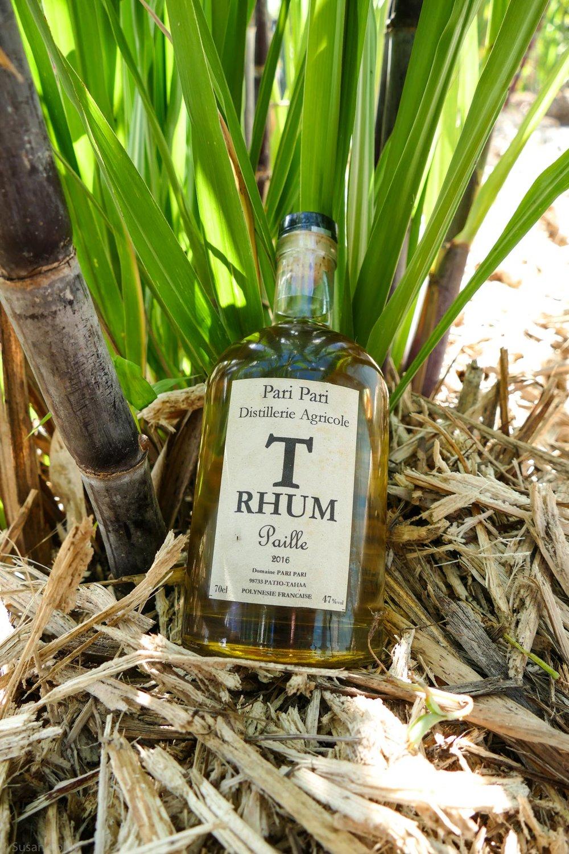 Wonderful rum from Pari Pari Distillerie Agricole