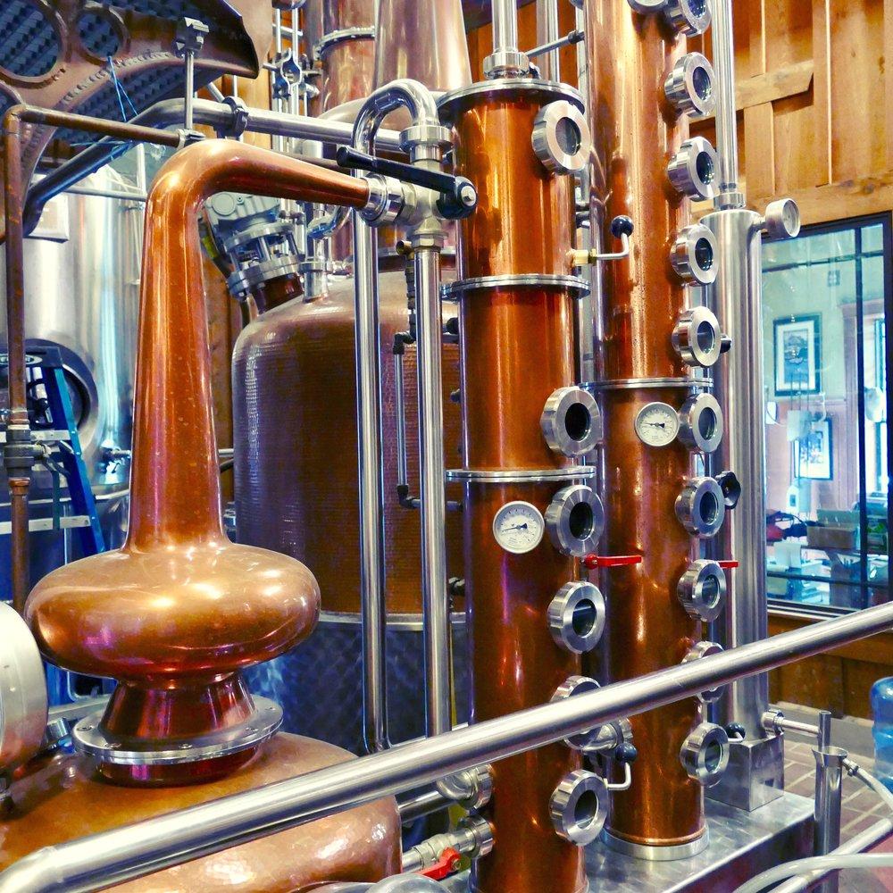 Fremont Mischief Distillery