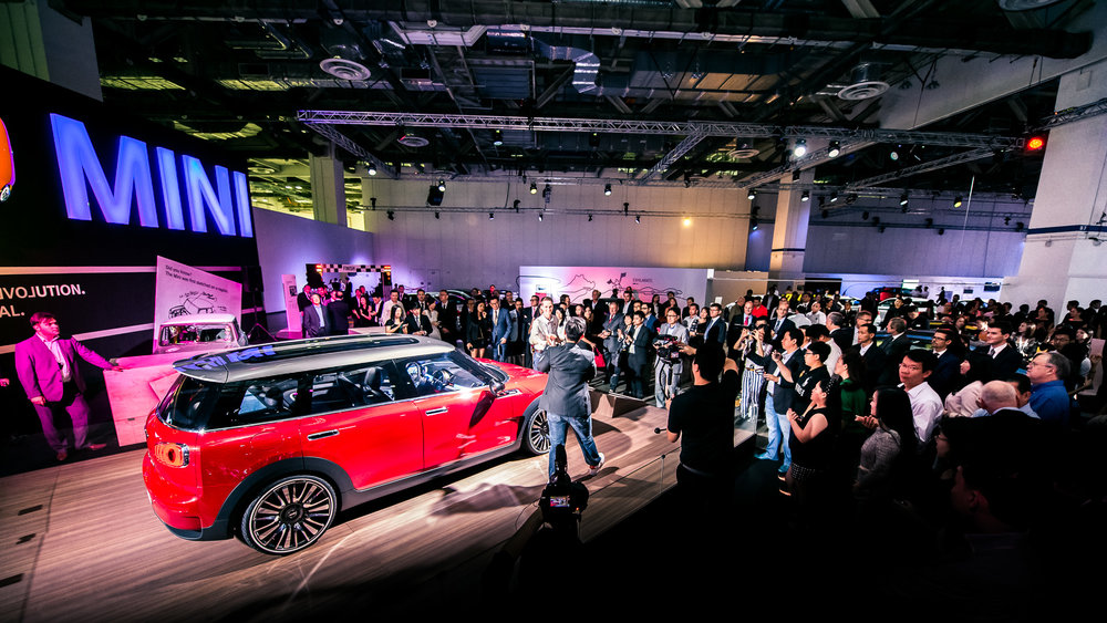 Mini Singapore - Mini Clubman Concept Reveal