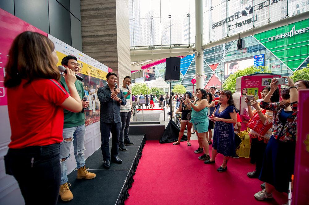 Brand's CNY Roadshow