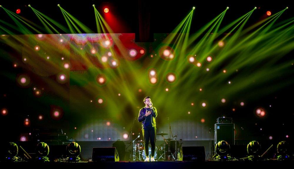 Taufik Batisah In Concert