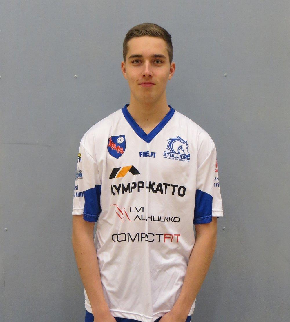 #17 Niko Kituniemi