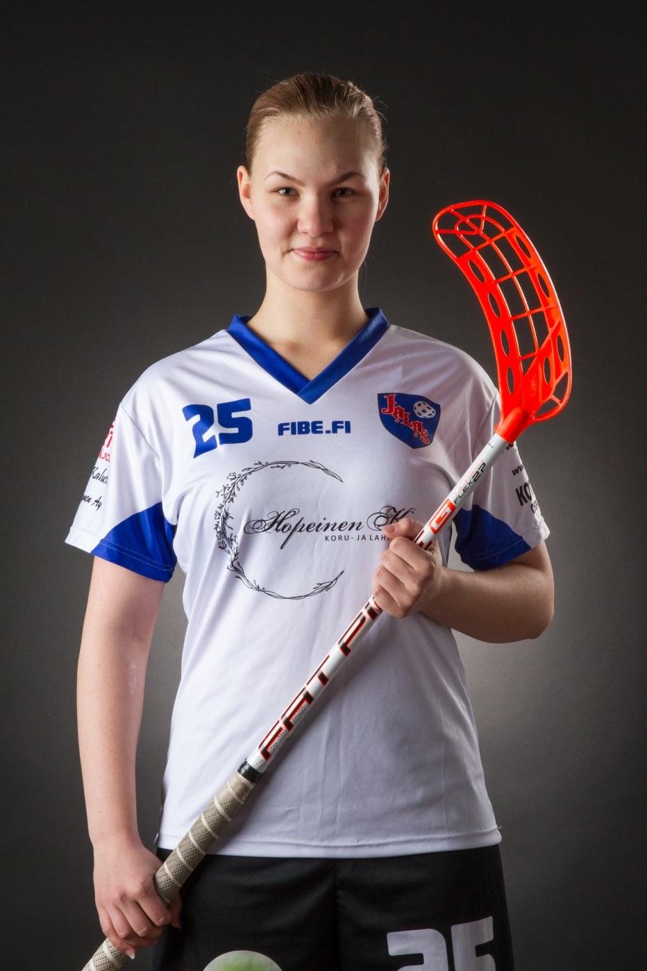 #25 Jenna Vuorinen