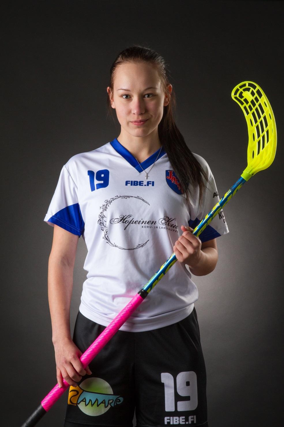 #19 Juulia Kauppila