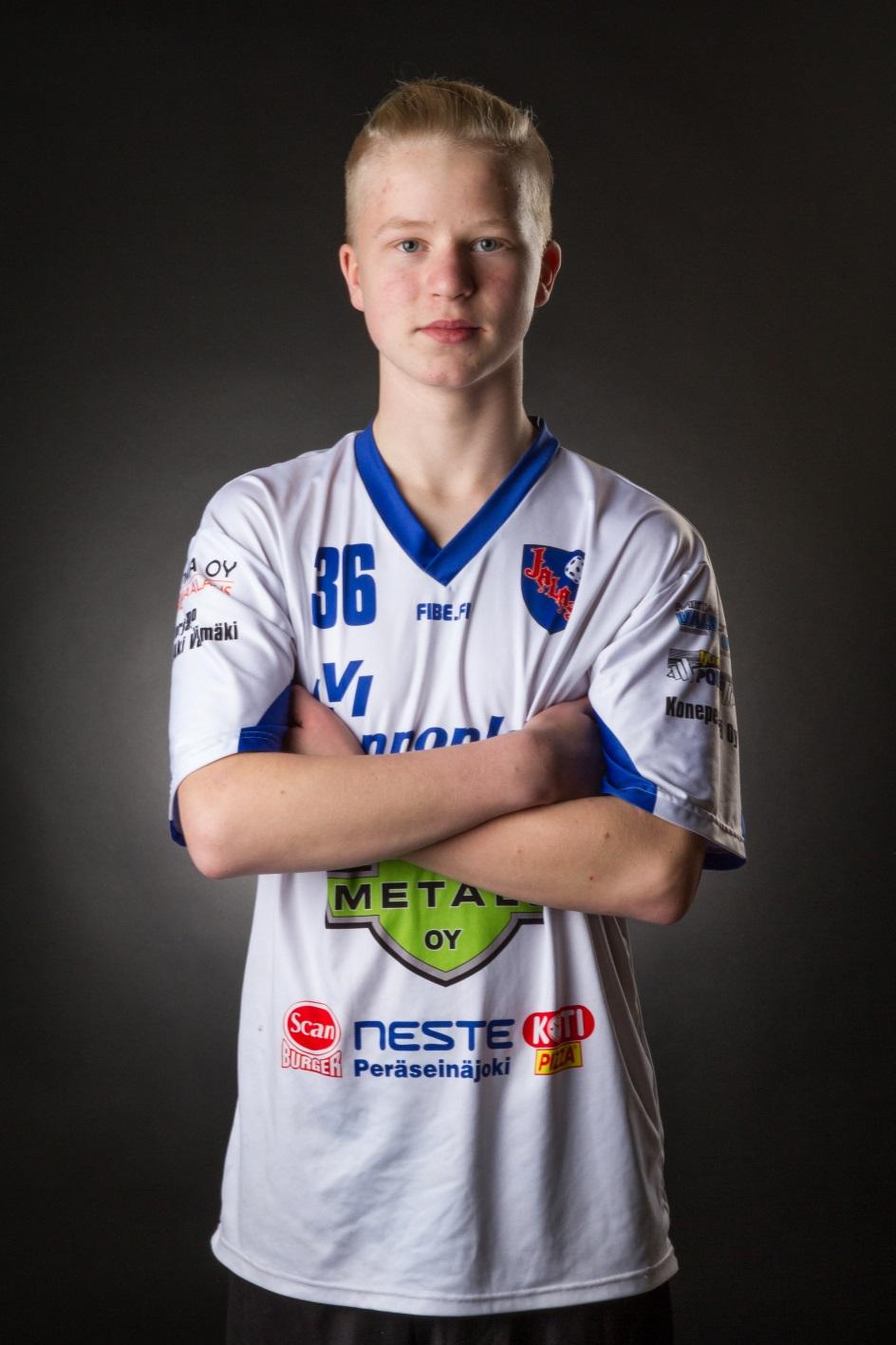 #36 Joona Haanpää