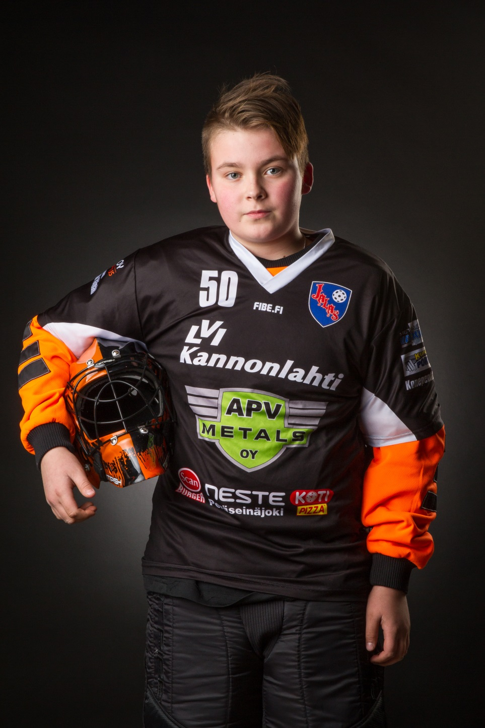 #50 Kasper Ketola