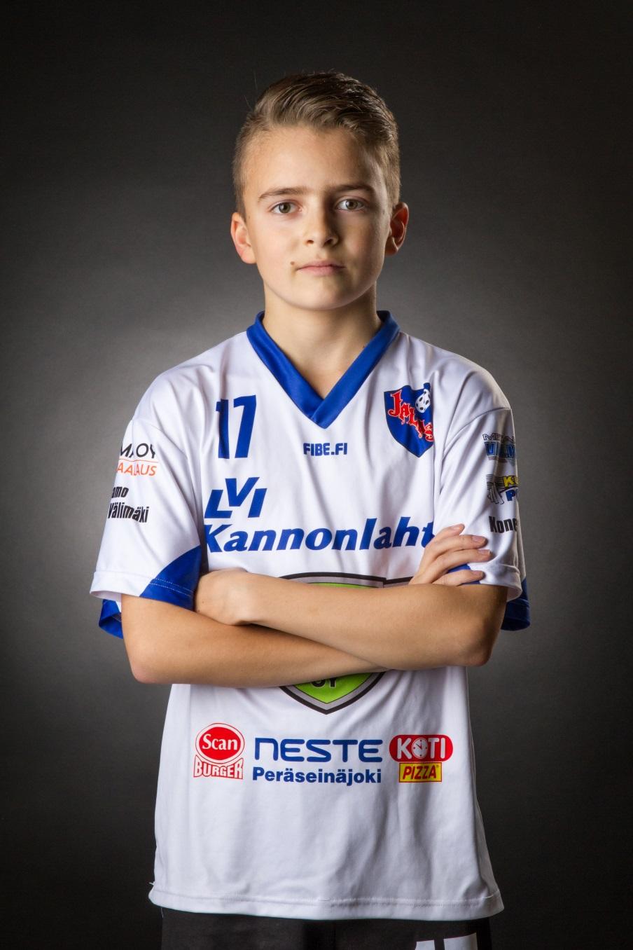 #17 Lauri Jyrä